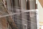 PORTE INGRESSO IN PVC
